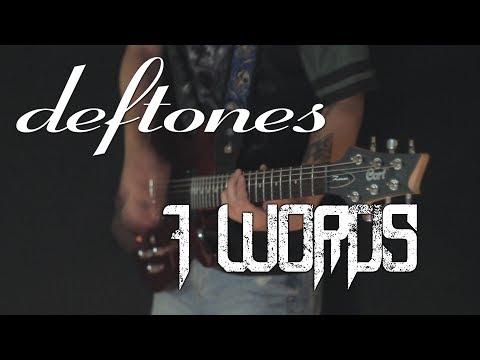 Deftones - 7 Words (cover by Dmitry Klimov)