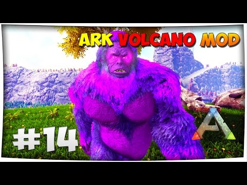 CHIEF BIGFOOT BOSS | ARK Fr Mod The Volcano #Ep14 - Most Popular Videos