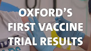 Oxford's scientists explain the Phase I/II results for the COVID-19 vaccine