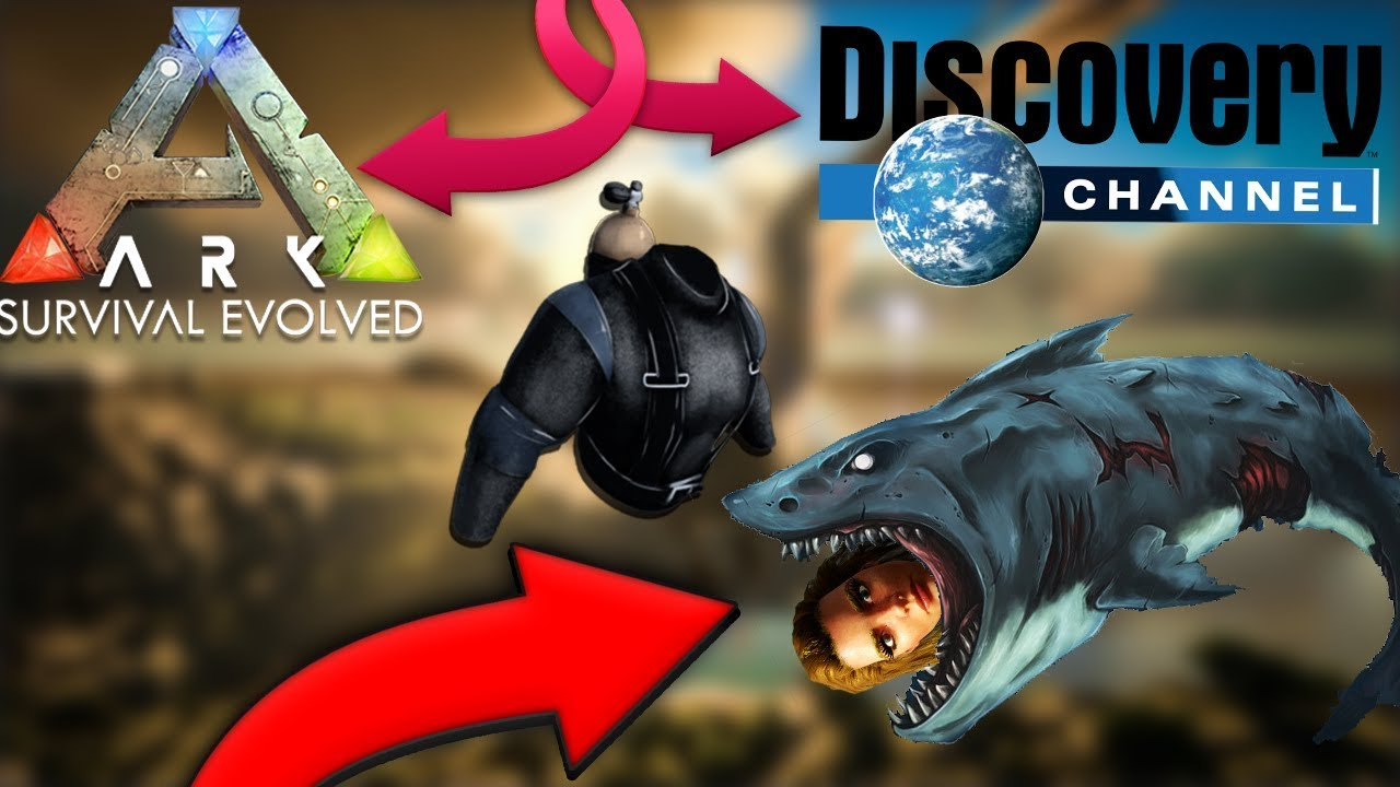 ARK DISCOVERY 1 - Megalodon