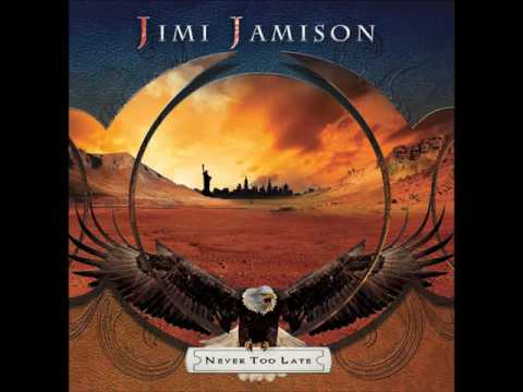 Jimi Jamison - I Can't Turn Back