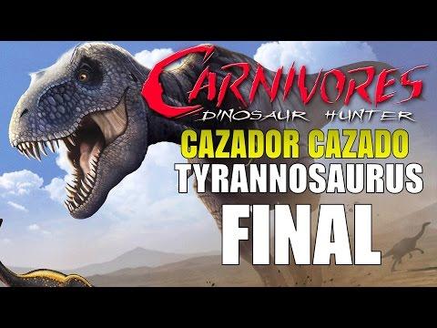 CARNIVORES: Dinosaur Hunter Reborn, Tyrannusaurus Rex.