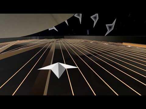 Zima-97 - Paper Planes (Official Lyrics Video) Dir. by Mo;Kyoukai