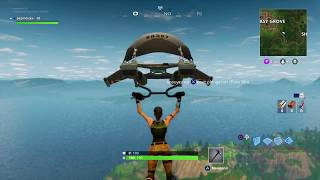 SECRET PASSAGE IN FORTNITE MAJ 1.11.0