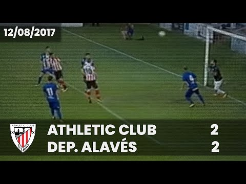 Amistoso / Lagunartekoa 17-18 - Athletic Club 2 Alavés 2