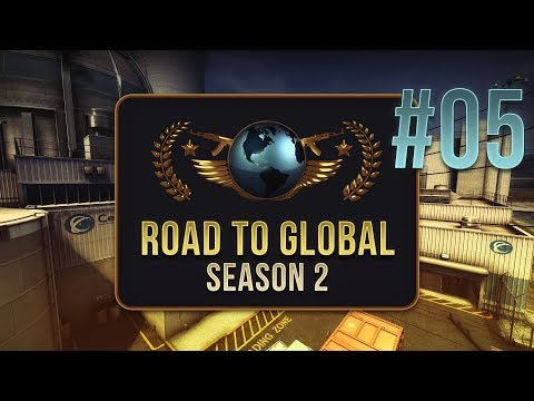 ONE STEP CLOSER! - CS:GO Road to Global Season 2 Episode 5