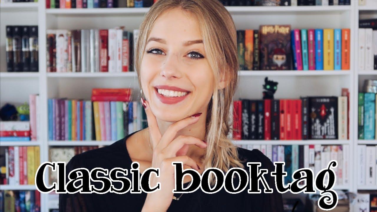 Classic BOOKTAG- bo o klasykach nigdy za dużo! 🥰⭐️ | Dr Book