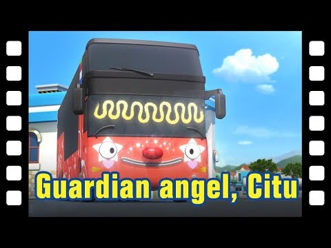 Guardian angel, Citu l 📽 Tayo's Little Theater #60 l Tayo the Little Bus