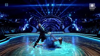Dancing With The Stars. Taniec z Gwiazdami 9 - Odcinek 1 - Joanna i Janek