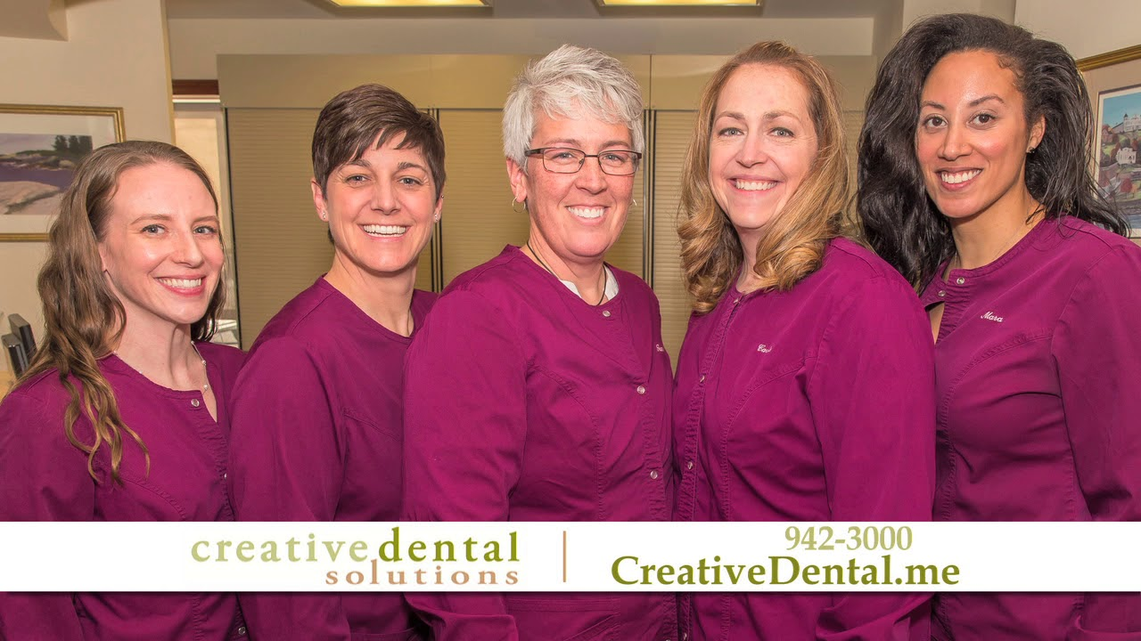 Bangor Maine Dentist - Creative Dental Solutions