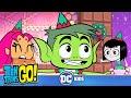 Teen Titans Go! En Español | Elfos Titanes | DC Kids
