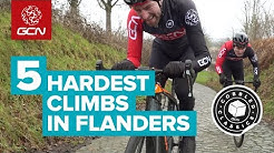The 5 Hardest Cobbled Climbs In Flanders