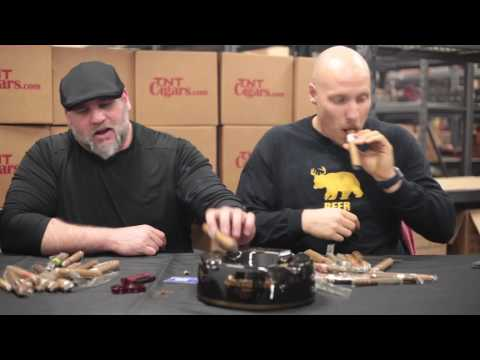 Tim & Bradley Smoke The World's CHEAPEST Cigars!