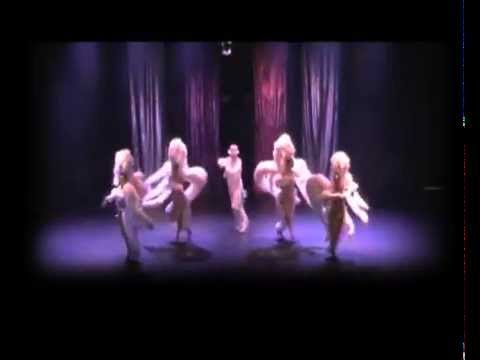 Presentation Swing Girls & Boy cabaret bretagne
