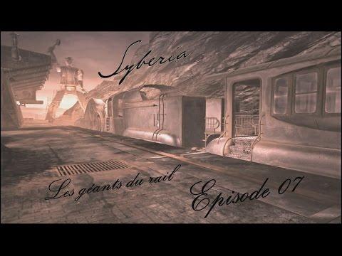 Syberia - Les géants du rail - Ep 07