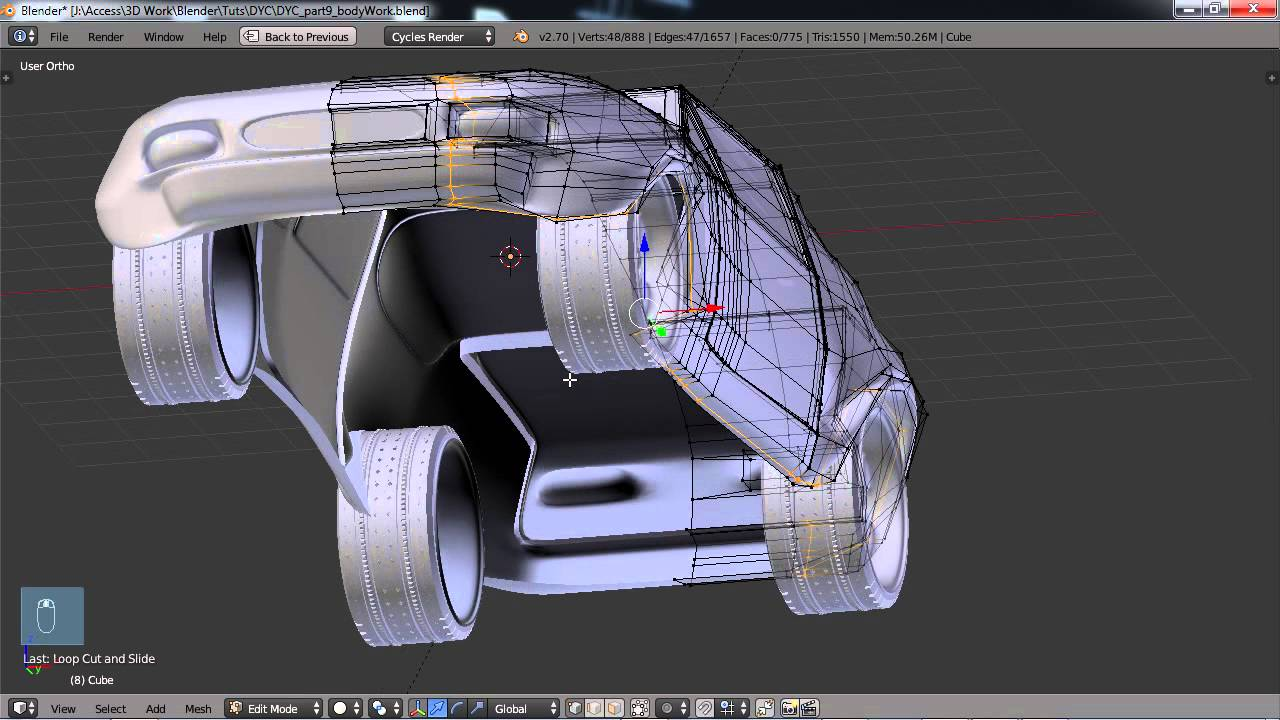 Blender For Noobs   Design Your Own Car Part 9   Body Work   YouTube Blender For Noobs   Design Your Own Car Part 9   Body Work