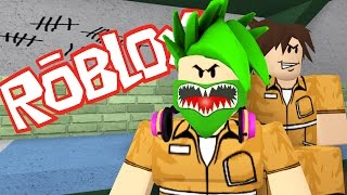 Escape the Prison of ROBLOXia | Roblox