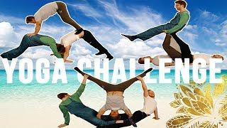 YOGA-CHALLENGE!!!