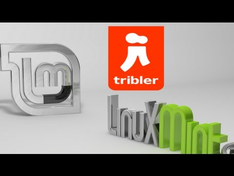 Install Tribler (BitTorrent Application) on Linux Mint