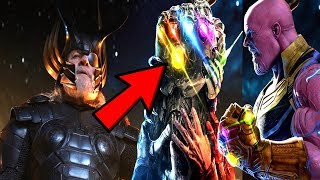 Avengers 4 Odin COLLECTED All 6 Infinity Stones BEFORE Thanos Infinity War Scene Explained