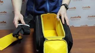 Обзор: Сумка на багажник Topeak MTX Trunk Bag EXP TT9647B