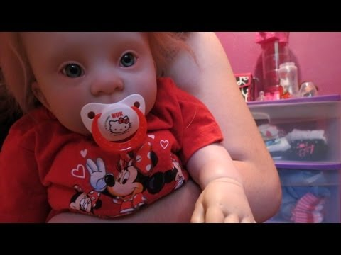 Reborn Morning Routine Rebornbaby Doll Funnycat Tv