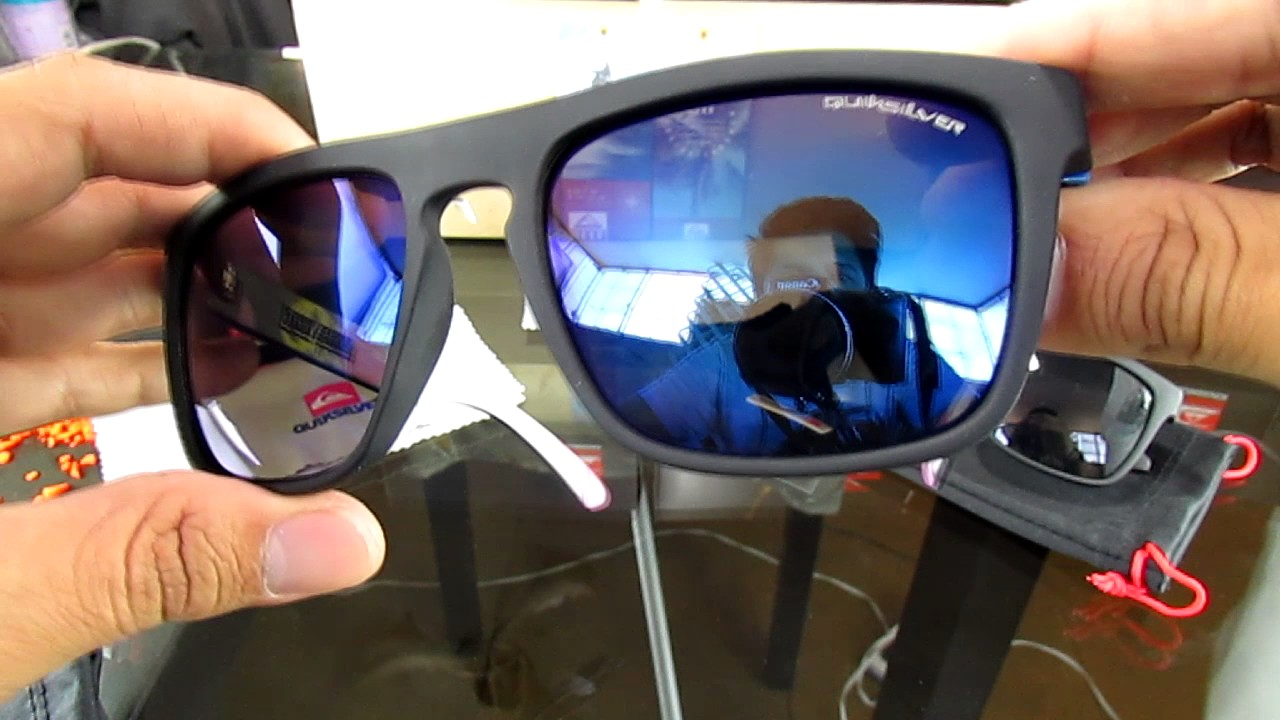 fbcad8a7a1 Gafas Quiksilver Video Review - YouTube