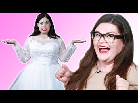 I Tried Under-$100 Wedding Dresses From Amazon