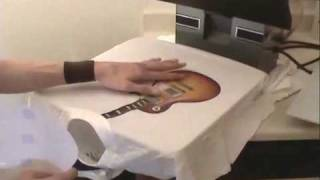 How To Screen Print: T Shirt Heat Transfers At Home #2
