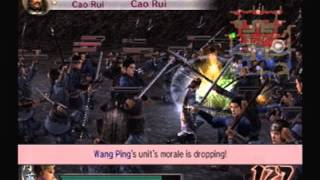 Dynasty Warriors 5 Yue Ying 4th Weapon