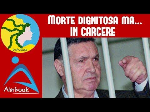 Riina: Morte Dignitosa Ma... IN CARCERE !