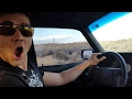 Hooning Around Volvo 240 Turbo