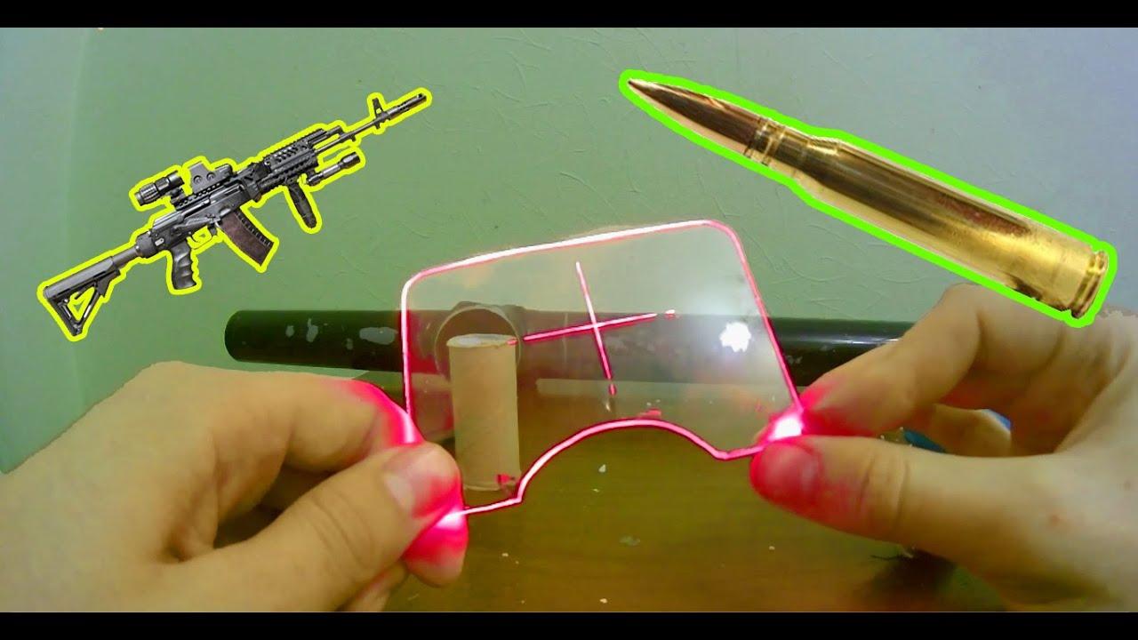 Ремонт оптических прицелов своими руками