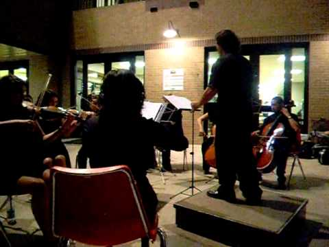 Texas State String Orchestra: Midnight Tango