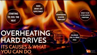 Hard Drives Overheating: Causes, Symptoms, & Drive Recovery