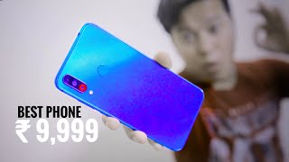 IS THIS THE BEST SMARTPHONE UNDER ₹10,000 ??🔥🔥🔥 🔥| LG W30 Hands on Review