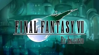Thumbnail für Final Fantasy 7 Re-Imagined - Gameplay aus der FFVII-Neuauflage