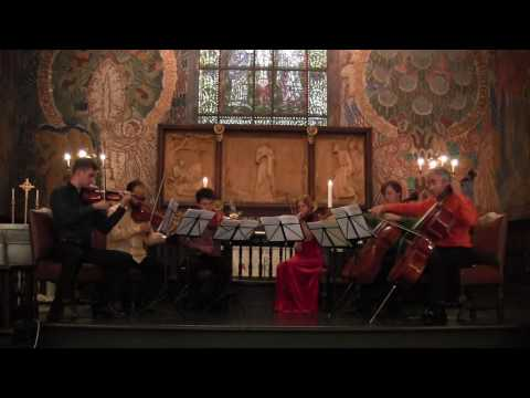 """W. A. Mozart """"Sinfonia Concertante""""  in E-flat major, K.364/320d in a version for string sextet"""