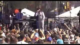 Jidenna at Made In America