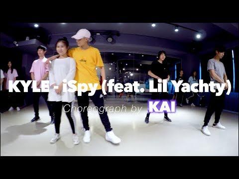KAI 愷賢 - Hiphop Choreography Dance @ KYLE - iSpy (feat. Lil Yachty)  / KAI Choreography 20170513