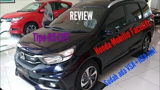 Video Review Honda Mobilio Facelift Tipe RS Tahun 2018 (Indonesia) - Sudah ada VSA+HSA loh! download MP3, 3GP, MP4, WEBM, AVI, FLV November 2017