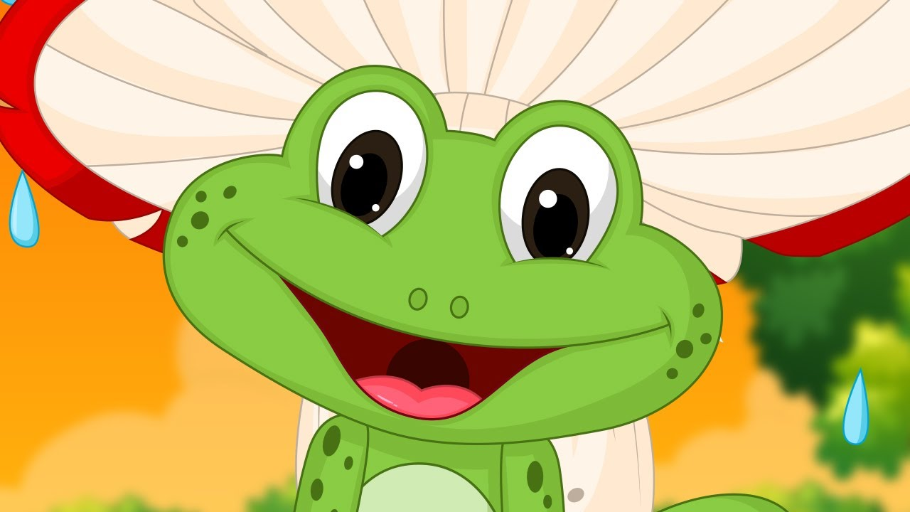 Küçük Kurbağa Kuyruğun Nerede - Minicik Dostlar Hayvanlı Şarkılar / Kurbağa Şarkısı