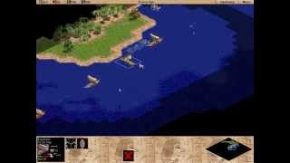 Age of Empires (PC): Ascent of Egypt: Mission 11: A Wonder of the World - Hardest Difficulty