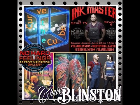 #31 – TATTOO ARTIST – Chris Blinston - 2015-06-16