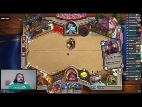 Hearthstone: Heroes of Warcraft  Live