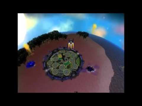 terraformed solar system with labels - photo #39