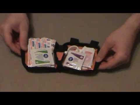 Camillus 30 Piece First Aid Kit Review