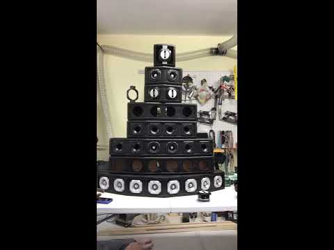 Black Liberty supertweeter  boxes review