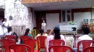 Marathi Elocution Mazi Aai