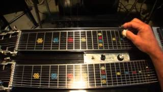 Panhandle Rag steel guitar lesson new